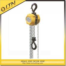 Polipasto de cadena de la elevación del tirón de la venta caliente del precio de fábrica (CH-QA)
