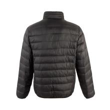 Jaqueta acolchoada 100% poliéster nova moda masculina