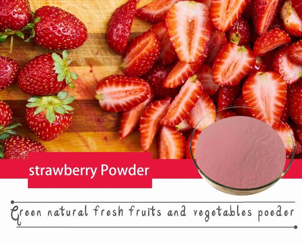 Strawberry Powder 2 Jpg