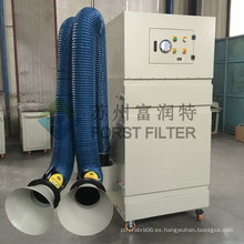 FORST Tipo de cartucho industrial Cyclone Dust Collector Filter Dust Equipment