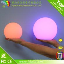 Bola de incandescência do diodo emissor de luz