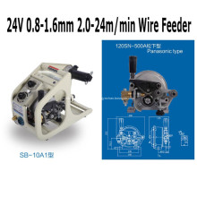 SB-10A1 máquina de alimentación de alambre multifuncional