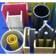 FRP Tube, Fiberglass Structural Shapes, GRP Pultruded Profiles.