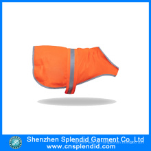 Hochwertiges orange Haustier-reflektierendes Sicherheits-Kleidung-Produkt