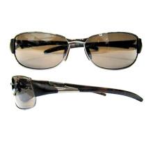 Мужская Мода Качество Металл УФ Защищенные Глазные Солнцезащитные очки (14194)