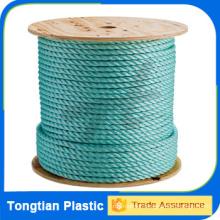 25mm 100% virgin polypropylene 3 strand baler rope