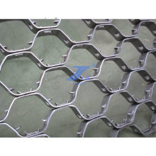 Anti-Fire Stainless Hex-Steel Wire Mesh (TS-E94)