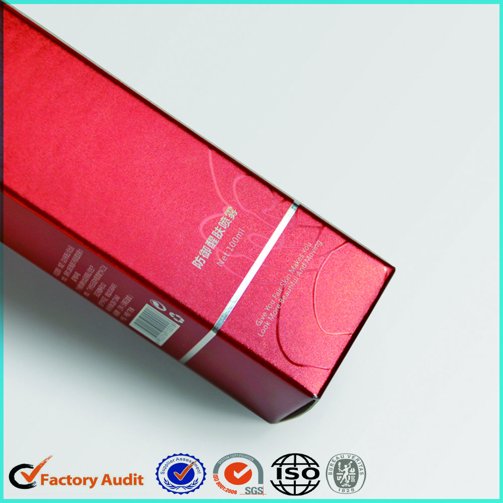 High Quality Custom Printing Skincare Packaging Box