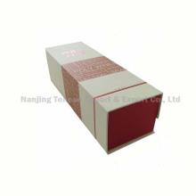 Caja de regalo de alta calidad de vino de cartón rígido