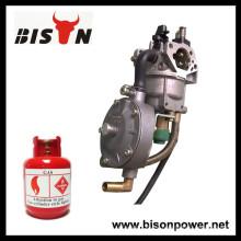 BISON (CHINA) lpg kit de conversión de biogás para generador de gasolina