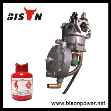 BISON(CHINA) lpg biogas conversion kit for gasoline generator