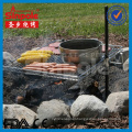 Fashion Stainless Steel Camping Grill with Ce/FDA Approved (SP-CGS010)
