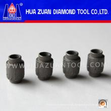 Granos calientes del alambre del diamante de la venta para el corte del granito de mármol