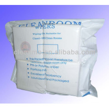 """4"""" x 4"""" Cleanroom Polyester Wiper (Hot Sell)"""