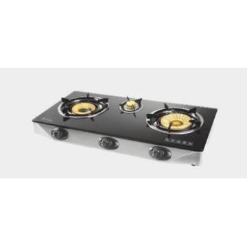 Home Trends Double Burner Cooker Tops Piece gazowe