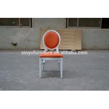 colorful louis chair orange sunshine wooden louis chair XYN470
