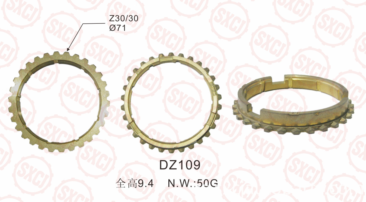 Main Shaft Parts Synchronize Brass Ring