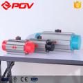 China fabricação de atuador pneumático rotativo cilindro pneumático de atuação rápida