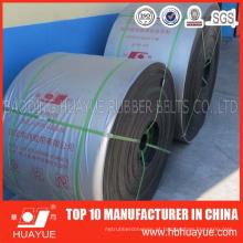 Lona de algodão / lona de nylon / Ep Correia transportadora da lona Ep / Nn 100-500 Cc56