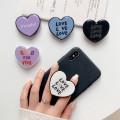 Suporte para telefone celular Ins Style Love