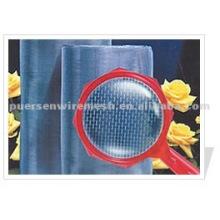 Malla de alambre cuadrado de tejido llano