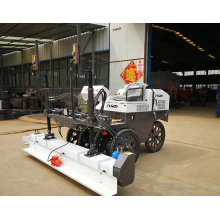 Six-wheel hydraulic motor drive laser concrete screed machine for sale FJZP-200