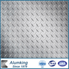 Diamond Checkered Aluminium / Aluminium Sheet / Plate / Panel 3003/3105