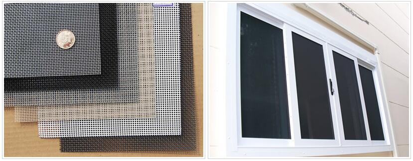SS Security Window Screen