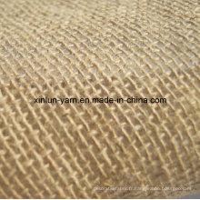 Tissu de toile de coton de textile pour des couvertures de tente / camion / caisse / sac
