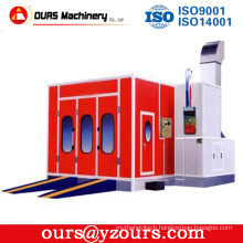 CE Certified Paint Booth / Spray Paint Machines / Car Spray Booth