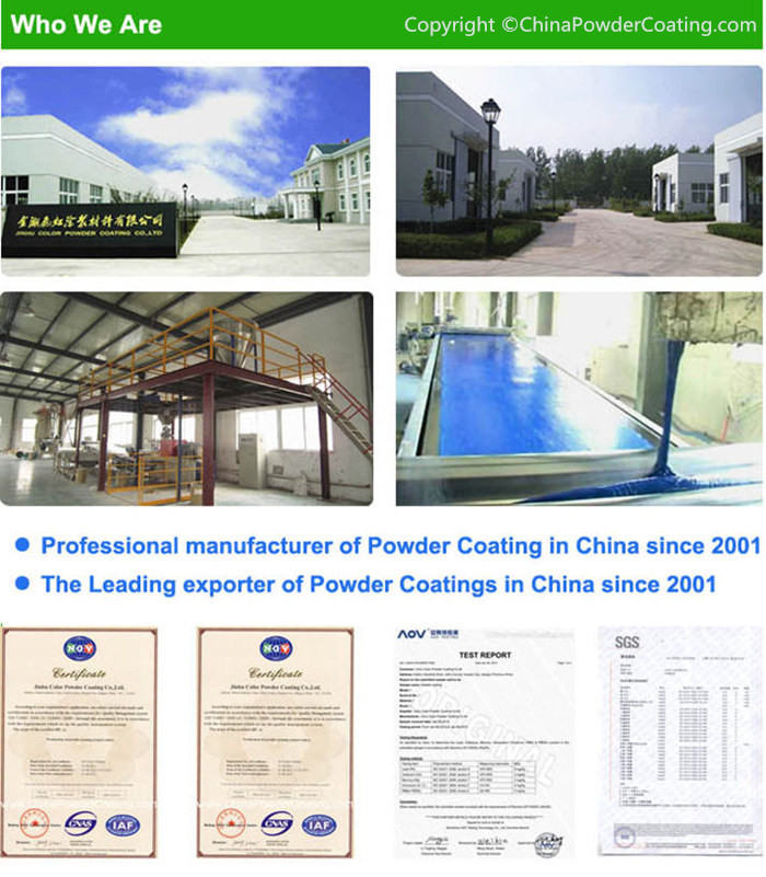 ChinaPowderCoating.com -Anti-bubbling Powder Coatings for Aluminum Casting