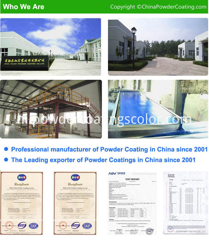ChinaPowderCoating.com