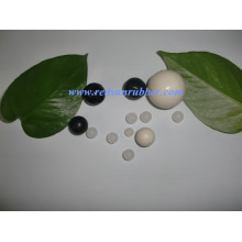 3mm Clear Solid Silicon Ball