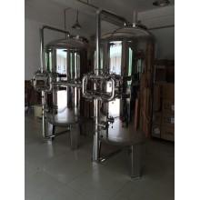 Certification CE Chunke Boîtier de filtre en acier inoxydable