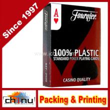 Cartas de Baralho do Fournier No. 2500 Poker Size Standard (430104)