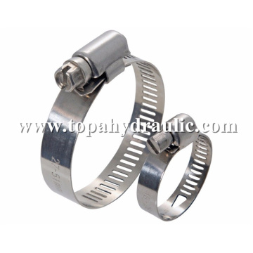 hydraulic pipe battery terminal clamp