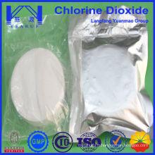 Détection de comprimés de dioxyde de chlore Odeur