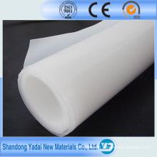 Feuille de plastique noire pour membrane imperméable en HDPE avec géomembrane