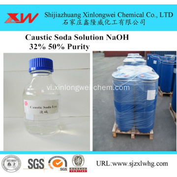 Dung dịch Caustic Soda SDS
