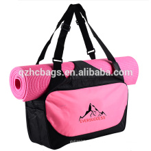 Moda Estilo Yoga Bag Gym Bag Sacos Esportivos Grandes