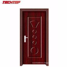 Tpw-029 Swing Modern Gate Design Teak Wooden Main Door Design