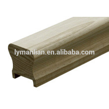 linyi baiyi main courante en bois / balustre en bois / moulure en bois recon