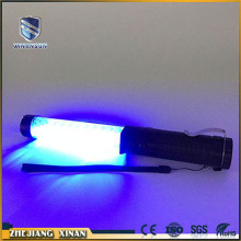 plastic traffic safety rubber led baton