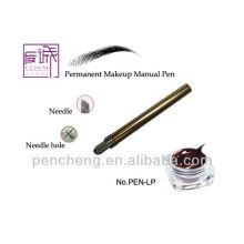 Перманентный макияж Ручная ручка - инструмент для бровей