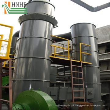 Filtro de poeira industrial do purificador de gás da caldeira da alta qualidade