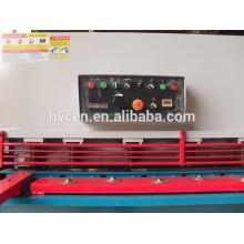 Qc12y-6x1600 nombre de herramientas eléctricas / máquina automática de corte de hojas