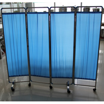 Stainless Steel Folding Hospital Ward Ward Screen