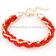 Vente chaude de bracelets de mode bracelets de fantaisie