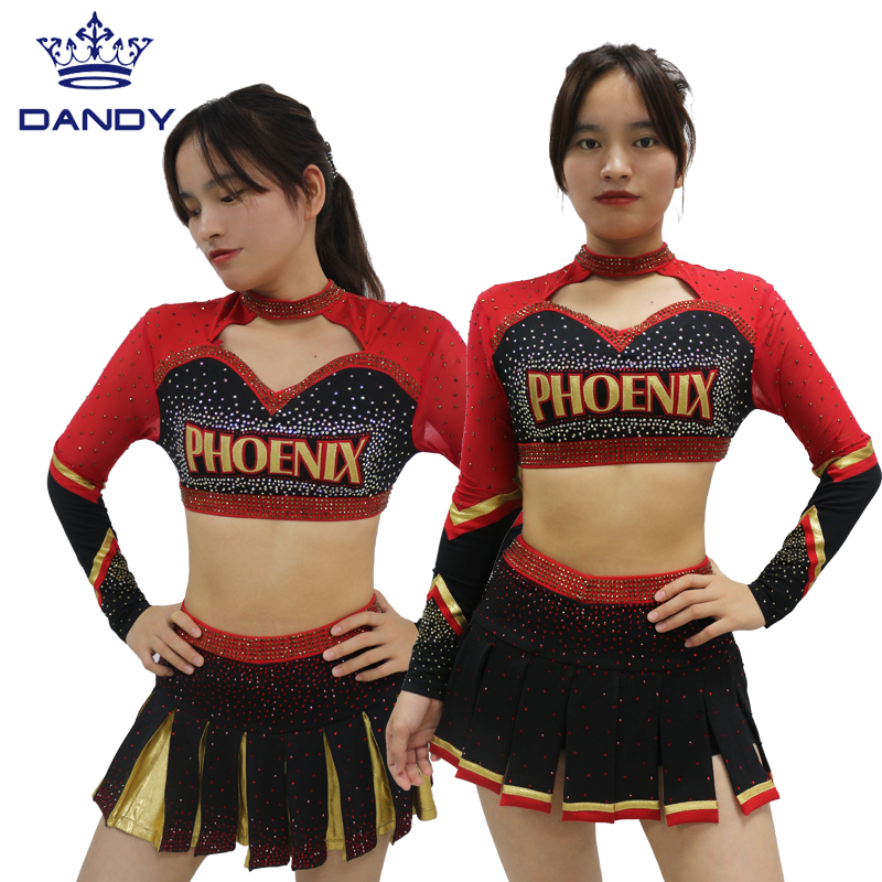 competitive cheer uniforms