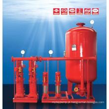 Qlc Series Equipamentos de Fornecimento de Água Pneumática de Combate a Incêndios